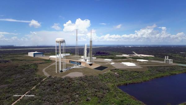 Blue Origin отложила 1-й запуск тяжёлой ракеты New Glenn на конец 2022 года