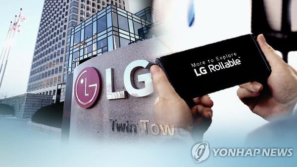 LG опровергла остановку разработки раздвижного смартфона Rollable