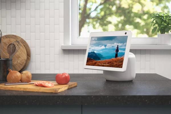 Amazon разрабатывает настенный смарт-дисплей для управления домашней техникой