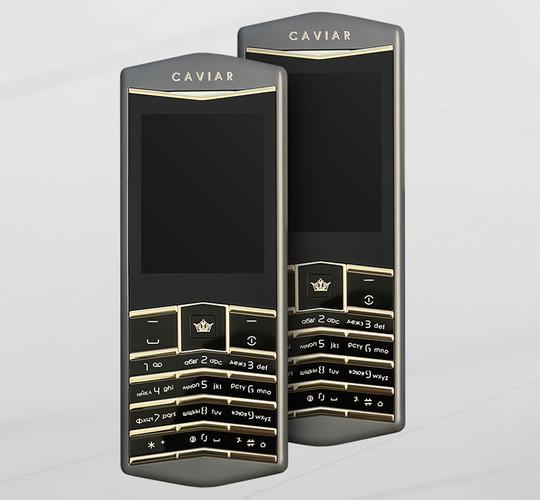 Caviar выпустит кнопочный Android-телефон Origin в стиле Vertu по цене от 00