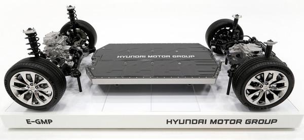 Электромобиль Apple Car будет построен на платформе Hyundai E-GMP