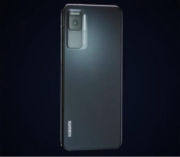 Xiaomi показала смартфон с экраном-водопадом