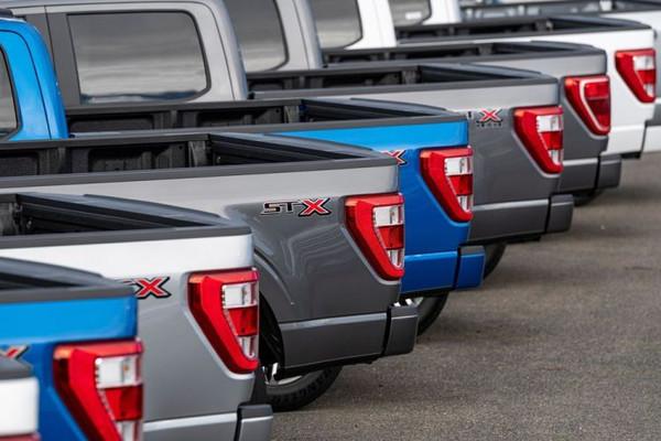 Дефицит чипов вынудит Ford сократить объёмы производства пикапов F-150