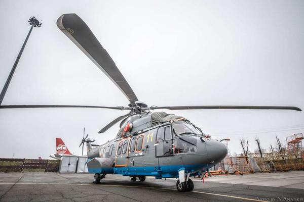 10 вертолетов для Нацгвардии Украины от Эйрбас