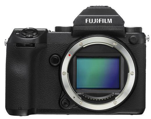 FUJIFILM объявила о выпуске новой FUJIFILM GFX100S