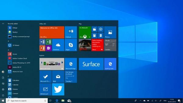 Windows 10 (2004) продолжает оставаться самой распространённой версией