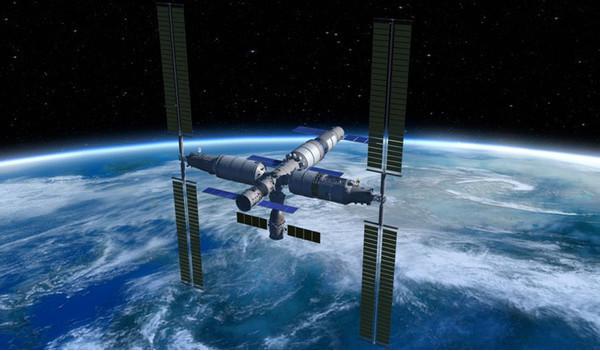 Китай готовит запуск космической станции: началась установка основного блока