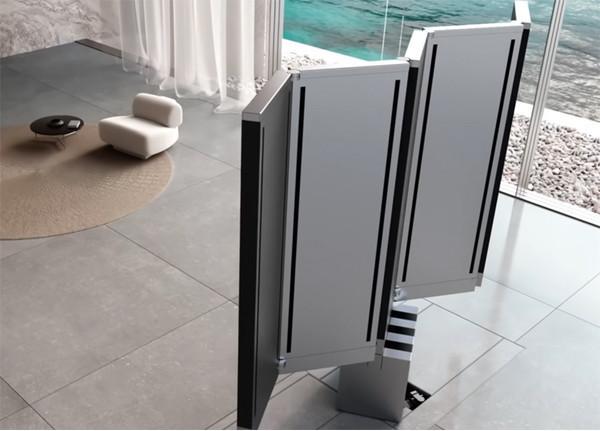 Представлен гигантский складной телевизор C SEED M1 за 0 000