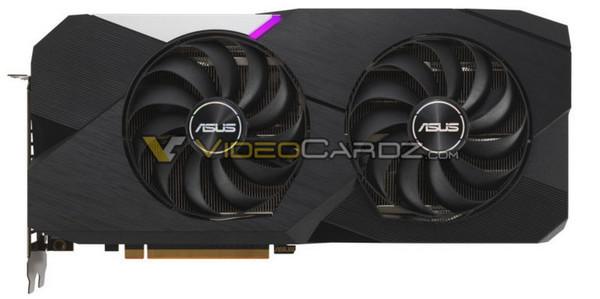ASUS выпустит Radeon RX 6700 XT в версиях Dual и TUF Gaming OC