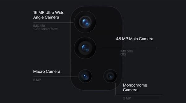 Вышел смартфон OnePlus 9R: Snapdragon 870, 120-Гц AMOLED и четыре камеры