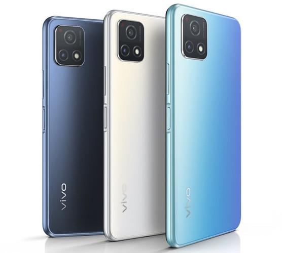 5G-смартфон Vivo Y31s Standard Edition получил чип Dimensity 700