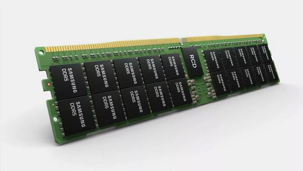 Samsung будет выпускать серверную оперативную память DDR5 по технологии HKMG