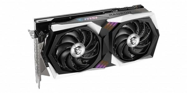 MSI представила собственные версии Radeon RX 6700 XT