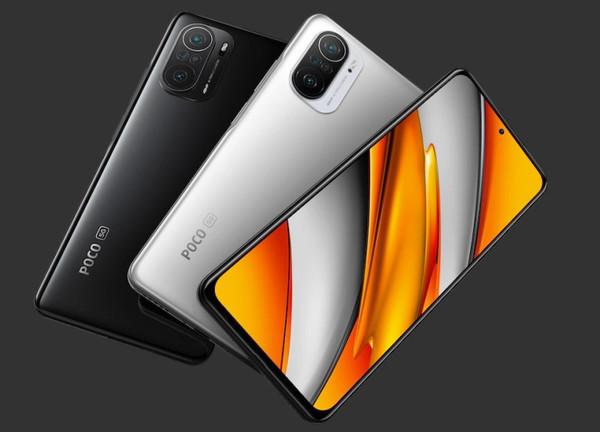Смартфоны POCO F3 и POCO X3 Pro - скоро в Украине