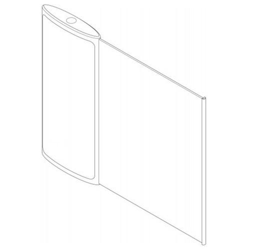 LG придумала смартфон с двумя большими экранами, один из которых вытягивается