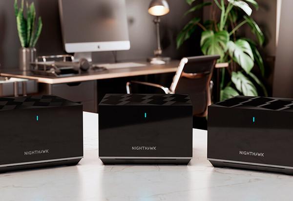 Netgear представила мощную Mesh-систему Wi-Fi 6 из трёх устройств за $500