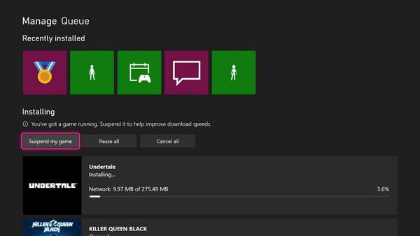 Новая функция на консолях Xbox ускорила загрузку игр из Сети