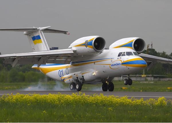 Украина закажет у