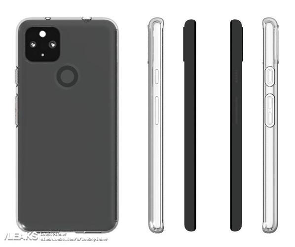 Смартфон среднего уровня Google Pixel 5a 5G показался на изображениях