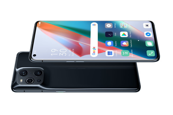 OPPO презентуют Find X3 Pro — первый в мире смартфон с технологией Billion Color
