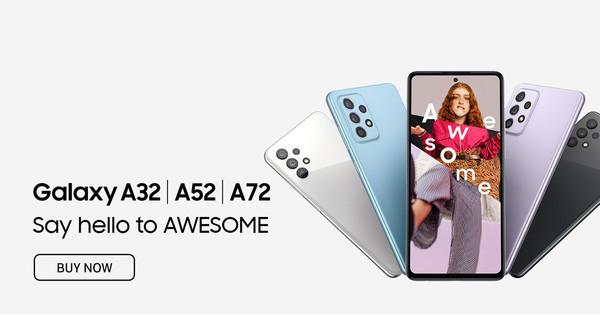 Samsung Galaxy A72, A52, A32: самое главное о новинках