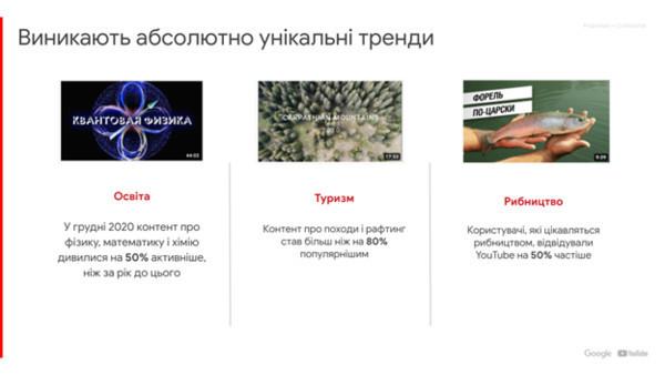 Более 1 миллиарда пользователей по всему миру смотрели каналы украинских авторов