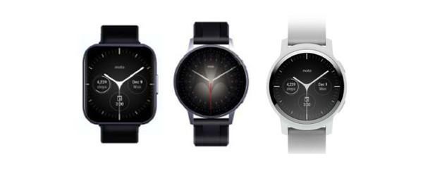 К выпуску готовятся несколько смарт-часов Moto, включая версию в стиле Apple