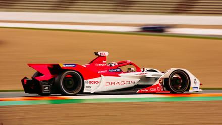 Bosch учавствует в Formula E