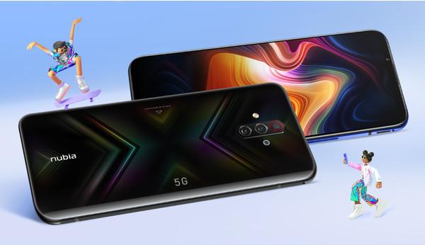 ZTE объявляет о старте продаж Nubia Play 5G в Украине