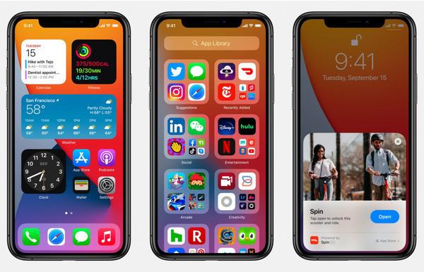 5 полезных виджетов для iOS