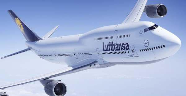 Авиакомпания Lufthansa увеличит количество рейсов в Украину