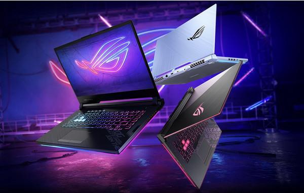 Мощный игровой ноутбук ASUS ROG Strix G15 получит процессор Ryzen 9 5900HX