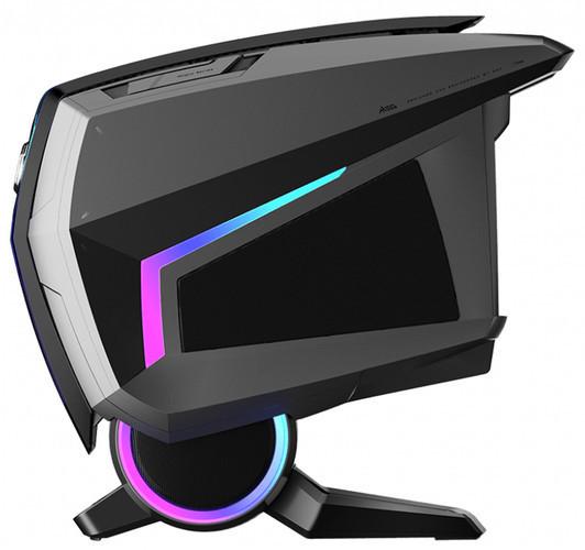 Компьютер-пришелец MSI MEG Aegis Ti5 11th получил процессор Intel Rocket Lake