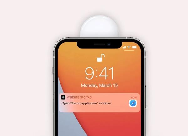 Потерявшийся Apple AirTag можно будет прочитать с помощью Android-смартфона