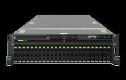 Fujitsu PRIMERGY M6 - новые 2-процессорные серверы
