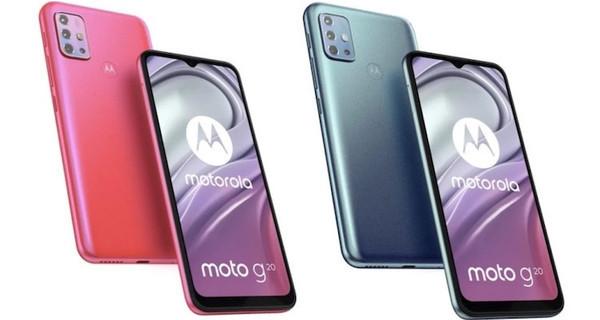 Ультрабюджетный Moto G20 получит дисплей с частотой обновления 90 Гц