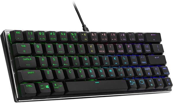 Компактная клавиатура Cooler Master SK620 оценена в $90