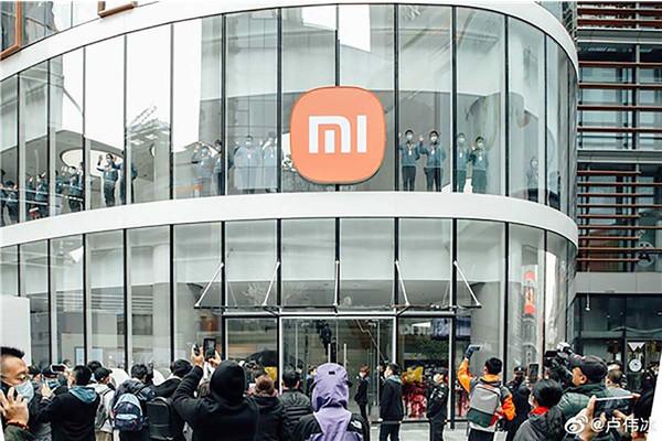 Xiaomi открыла за 2021 год 4000 магазинов в Китае. Всего их теперь 5000