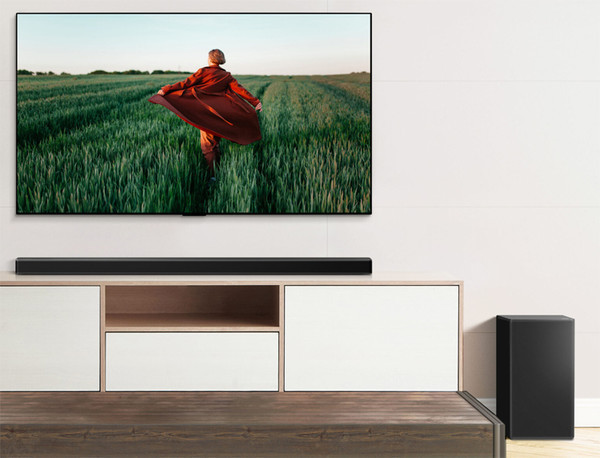 Мощность новых акустических систем LG для домашних кинотеатров достигает 770 Вт