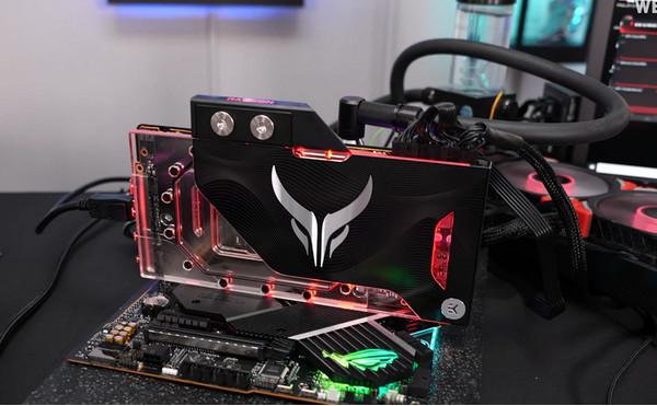 Графический процессор Radeon RX 6900 XT разогнали до 3225 МГц
