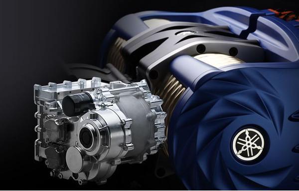 Yamaha разработала сверхмощный электромотор на 469 лошадиных сил