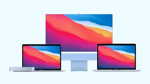 Apple теперь продаёт больше компьютеров с фирменными процессорами M1, чем с Inte