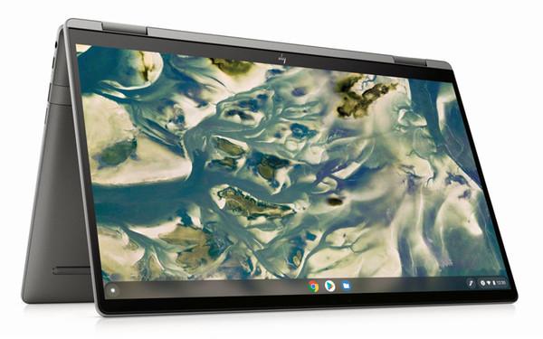 HP выпустила ноутбук-трансформер Chromebook x360 14c с процессором Tiger Lake