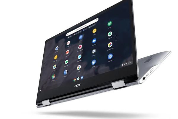 Представлен Acer Chromebook Spin 513 на процессоре Snapdragon 7c по цене $480