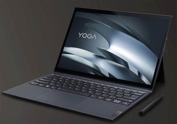Lenovo выпустила мощный 13-дюймовый планшет Yoga Duet 2021 с поддержкой стилуса