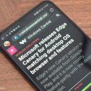 Microsoft значительно улучшила браузер Edge для Android-устройств